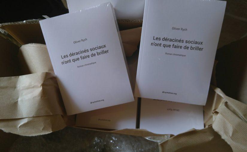 <em>Les déracinés sociaux n'ont que faire de briller</em> by Oliver Rych